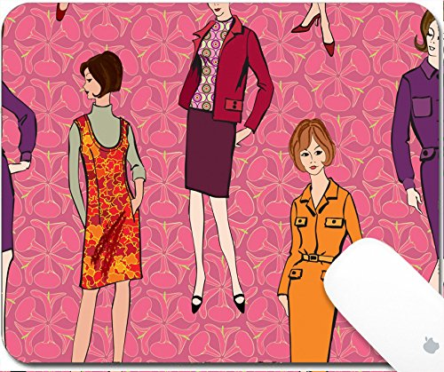 60s glamour dress - 4