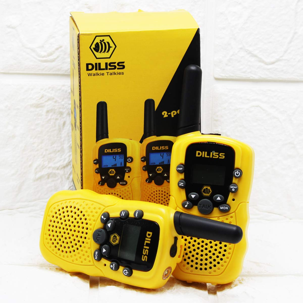 DilissToys Walkie Talkies for Kids by DilissToys (Image #6)