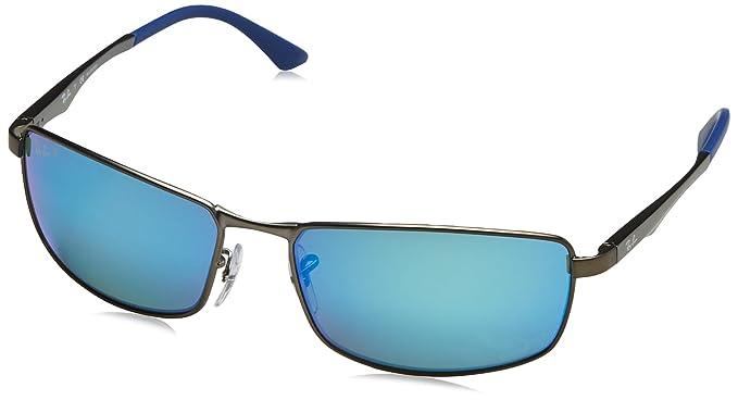 f1a8ffd1b19 Ray-Ban Unisex s Rb 3498 Sunglasses
