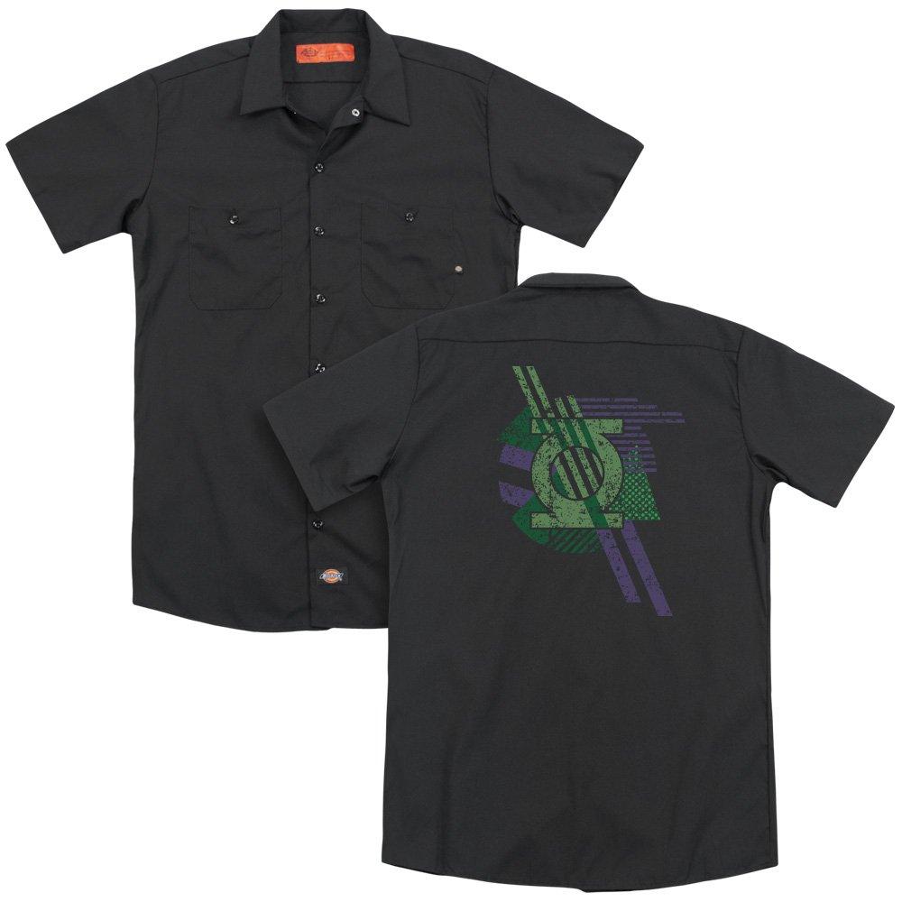 Dco Lantern Shapes Adult Work Shirt