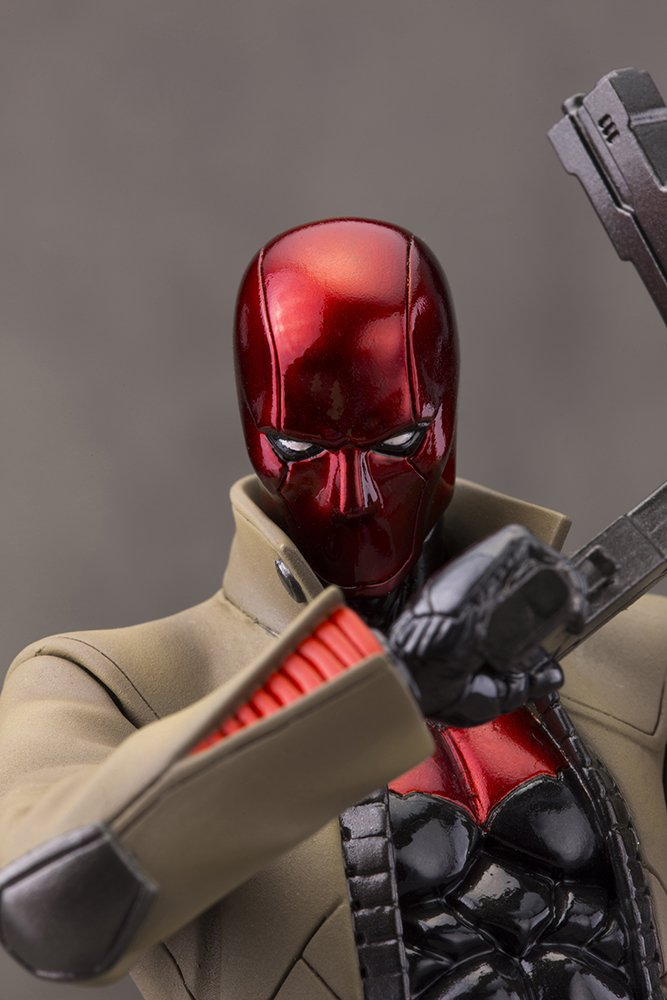 Dc comics red hood artfx sta amazon toys games sciox Images
