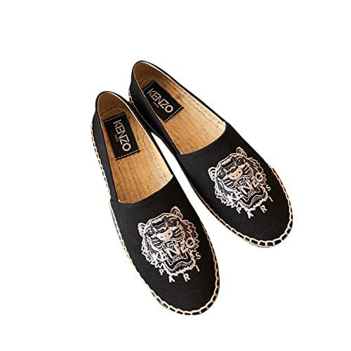 5ef55443ef Amazon.com | Kenzo Tiger Dhoes Women Tiger Espadrilles Fashionable ...