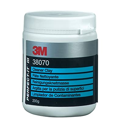 3M Perfect IT III Cleaner Clay 200g: Automotive
