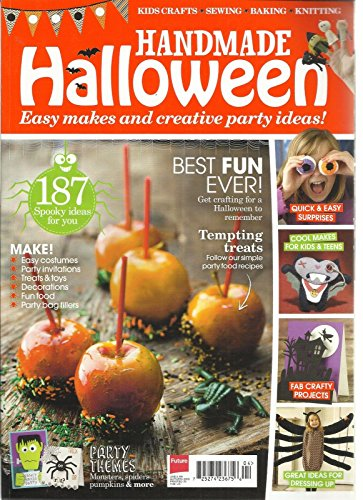 HANDMADE HALLOWEEN, EASY MAKES AND CREATIVE PARTY IDEAS !, AUTUMN, 2013]()