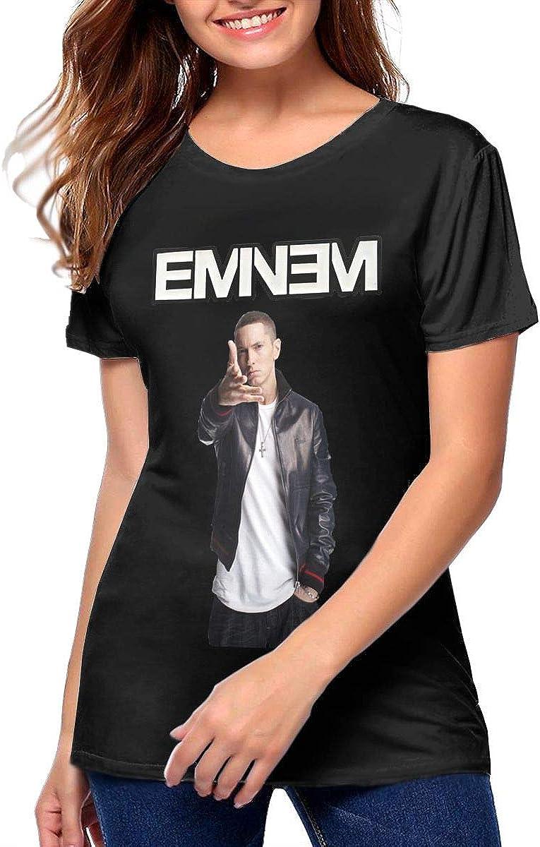AnaHynes Eminem Womens Comfort Short Sleeve Tee
