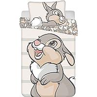 Disney Bambi och vänner barn sängkläder 100 × 135 cm, 40 × 60 cm