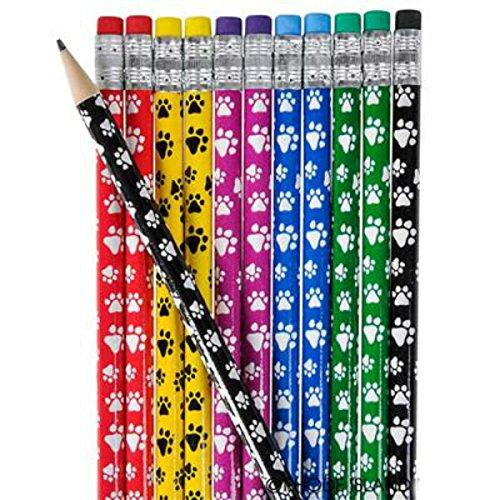 Puppy Pencil (Paw Print Pencils - Play Kreative TM (Paw Print))