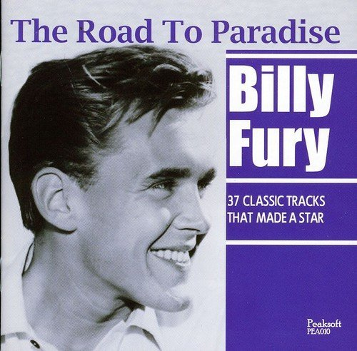 Billy Fury - Road To Paradise Billy Fury By Billy Fury - Zortam Music