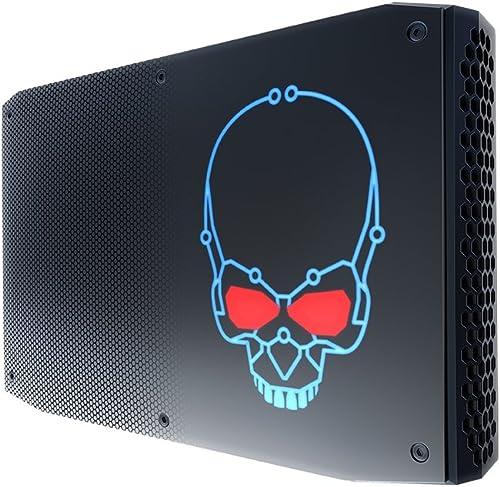 Intel BOXNUC8i7HVK1 Hades Canyon VR Gaming NUC, Kaby Lake-G Core i7, Radeon RX Vega Graphics (8GB RAM + 256GB SSD, No OS)