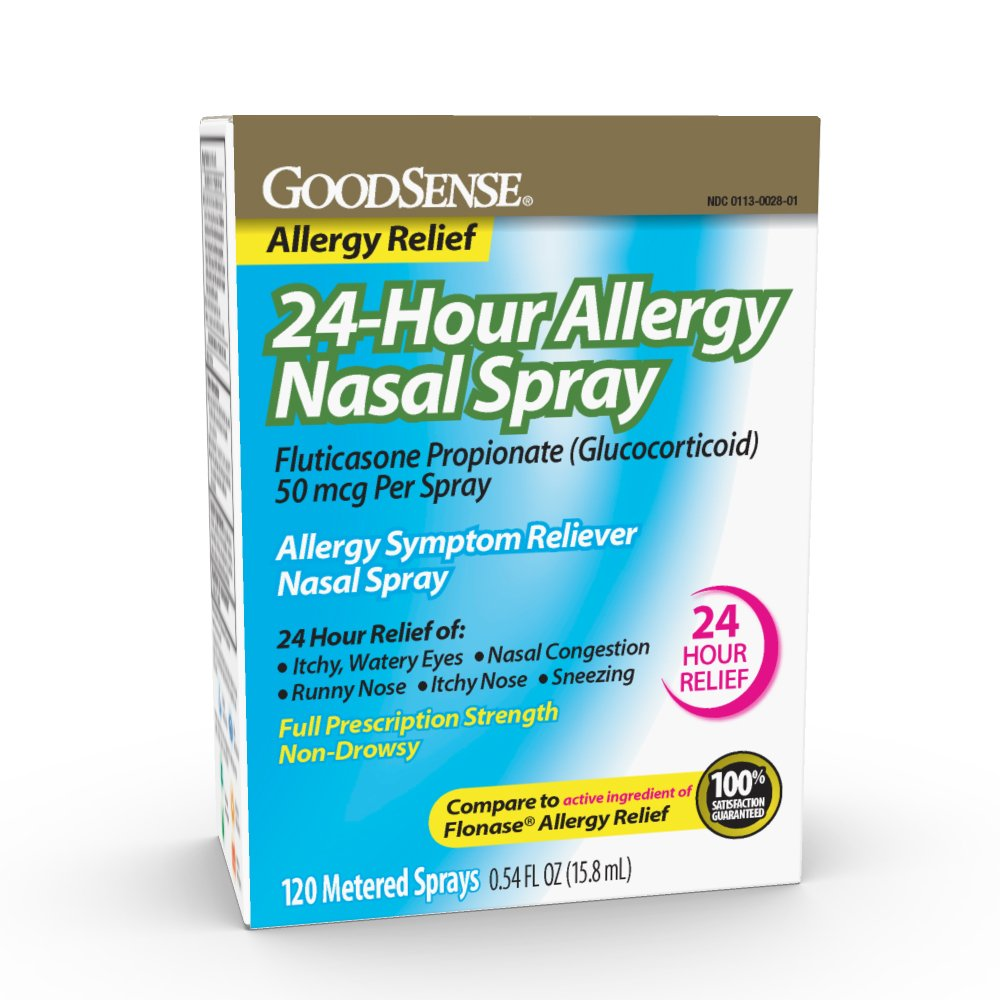 How to Choose an Allergy Nasal Spray pictures