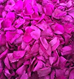 Wedding Sangria Freeze Dried Real Rose Petals Chambord Color