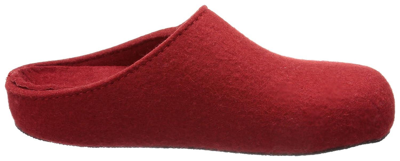 Soft, Unisex-Erwachsene Pantoffeln, Rot (Rubin 11), 37 EU Haflinger