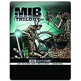Men In Black Trilogy: 20th Anniversary Edition Steelbook - 4K UHD/Blu-ray/UltraViolet