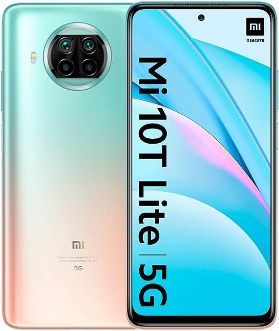 Xiaomi Mi 10T Lite 5G - Smartphone 6+64GB, 6,67
