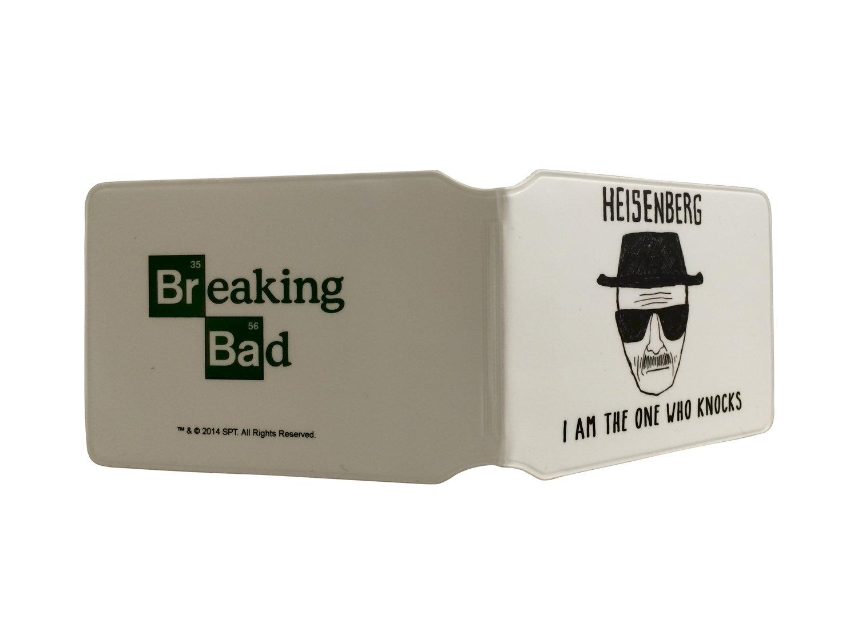 Official Breaking Bad Heisenberg Travel Card Holder Trademark Product