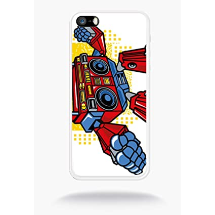 coque robot iphone 5