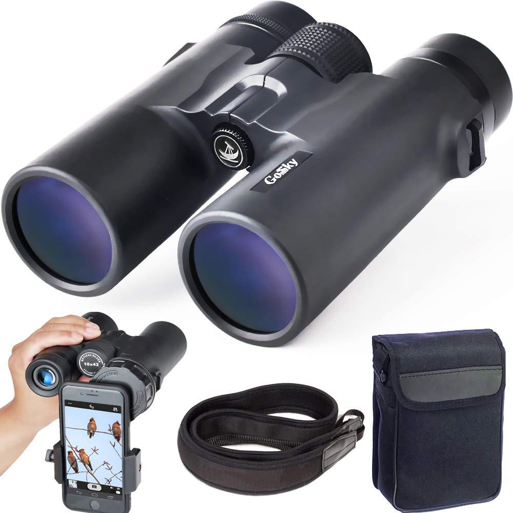Gosky Roof Prism Binoculars