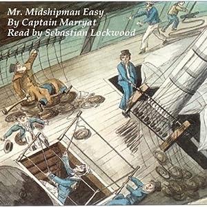 Mr. Midshipman Easy Audiobook