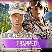 Trapped: Delos, Book 7 | Lindsay McKenna