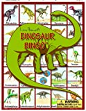 dinosaur games - Dinosaur Bingo Board Game
