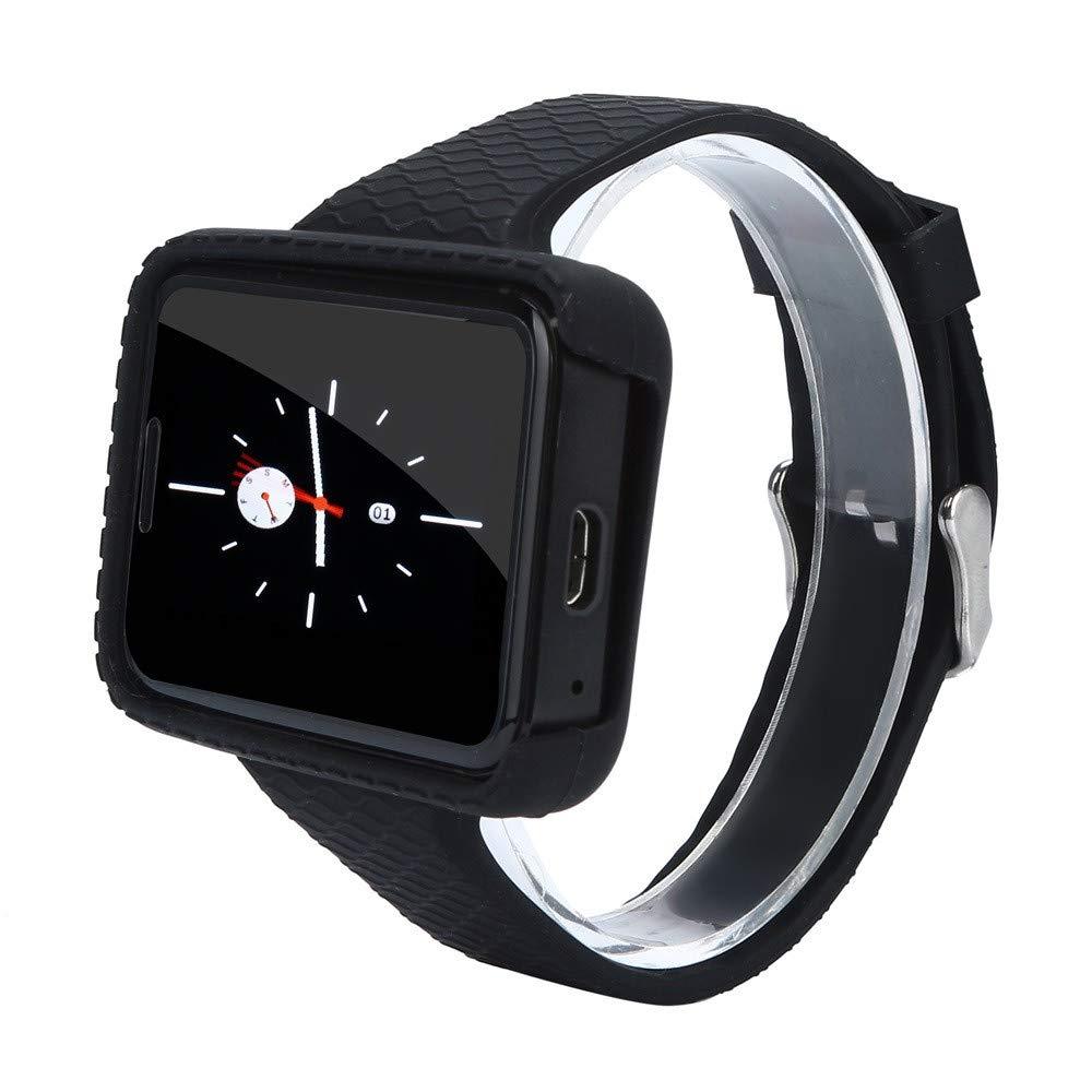 Amazon.com: Unlocked I5S Smallest Smartwatch Phone Ultra ...