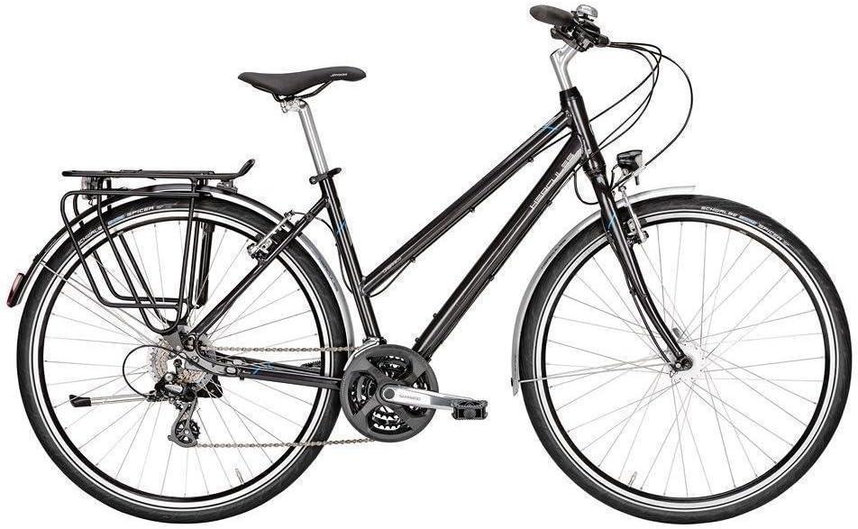 Hercules urba Nico 21 bicicleta de trekking mujer 28 pulgadas 21 ...