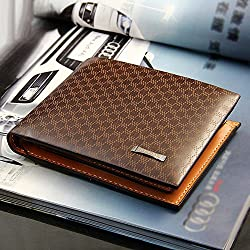 New fashion PU Leather Card Holder Wallet Pocket Card Clutch ID Credit Bifold Purse ,Very Fashion and Good quality