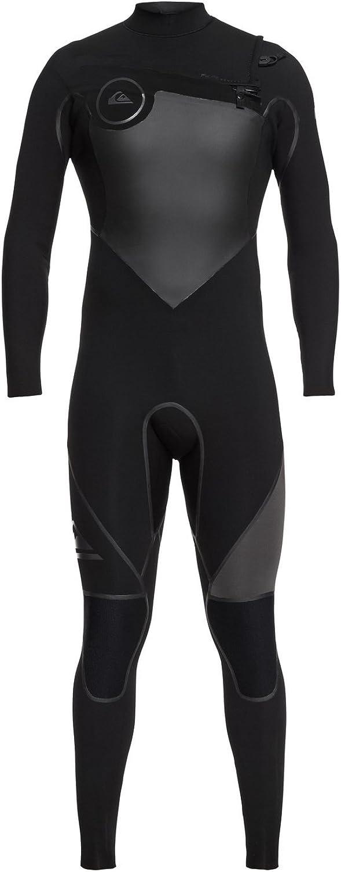 Quiksilver 3/2mm Syncro Plus Chest Zip Men's Wetsuits