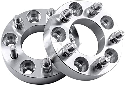 5x4.5 to 5x4.75 US Wheel Adapters 20mm Thick 12x1.5 Lug Studs Spacers x 4