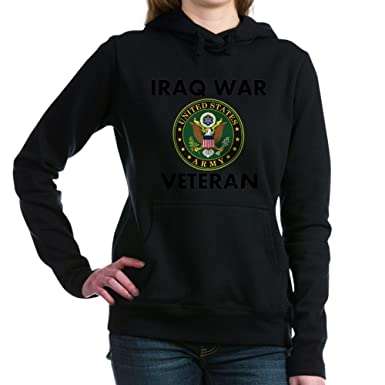70718110b Amazon.com  CafePress - Iraq War Veteran Sweatshirt - Pullover ...