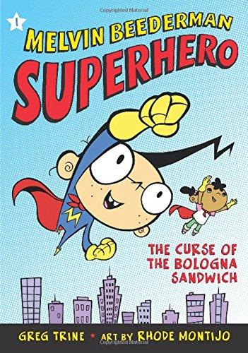 The Curse of the Bologna Sandwich (Melvin Beederman, Superhero)