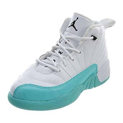 20a2f5fa05491e Image Unavailable. Image not available for. Color  Jordan Retro 12 quot Light  Aqua ...