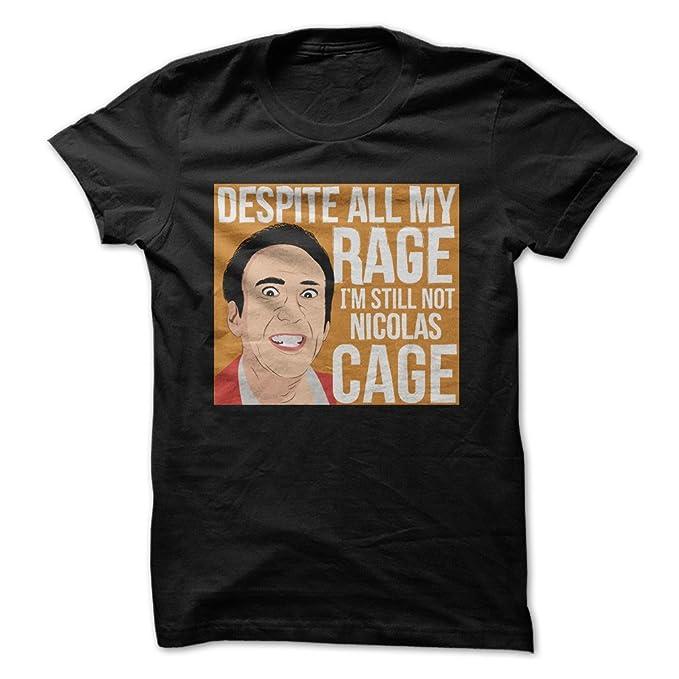Amazon.com: A pesar de mi Rage, soy todavía no Nicolas Cage ...