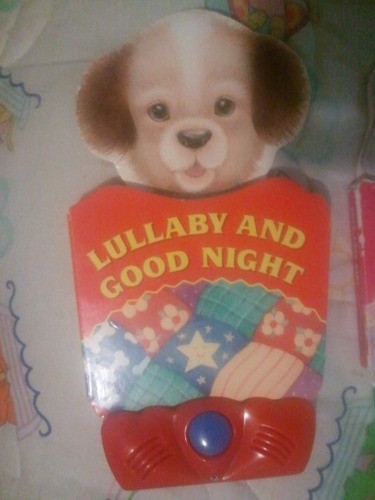 Lullaby and Good Night (Sing-A-Song) PDF