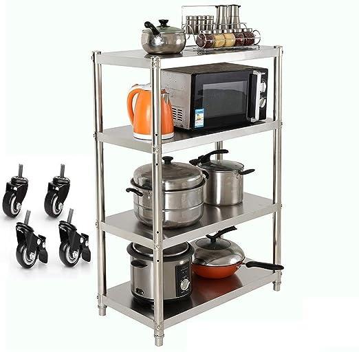 Bastidor Multipropósito 4-Tier cocina de Baker Utilidad del horno ...