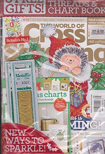 (The World of Cross Stitching Magazine 235)