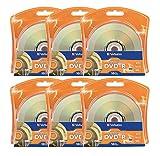 Verbatim 16x DVD-R LightScribe Blank Media, 4.7GB/120min - 60 Pack (6 x 10 Packs)