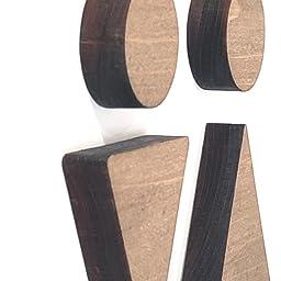 Amazon Co Jp 木製サインプレート トイレマーク 抜き型 国産ヒノキ ナチュラル ホーム キッチン