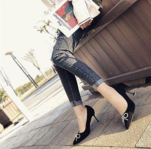 Shoes Meili Single Ladies Ribbon Proa Zapatos De v4qgfw8