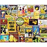 White Mountain Puzzles When Life Gives You Lemons - 1000 Piece Jigsaw Puzzle