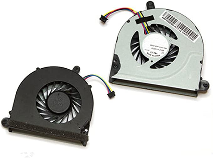 One Click Components New Replacement CPU Cooling Fan SPS-856359-001 DFS531005PL0T for HP Pavilion 15-AWU0**/Models