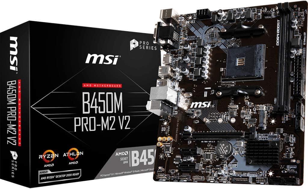 MSI B450M