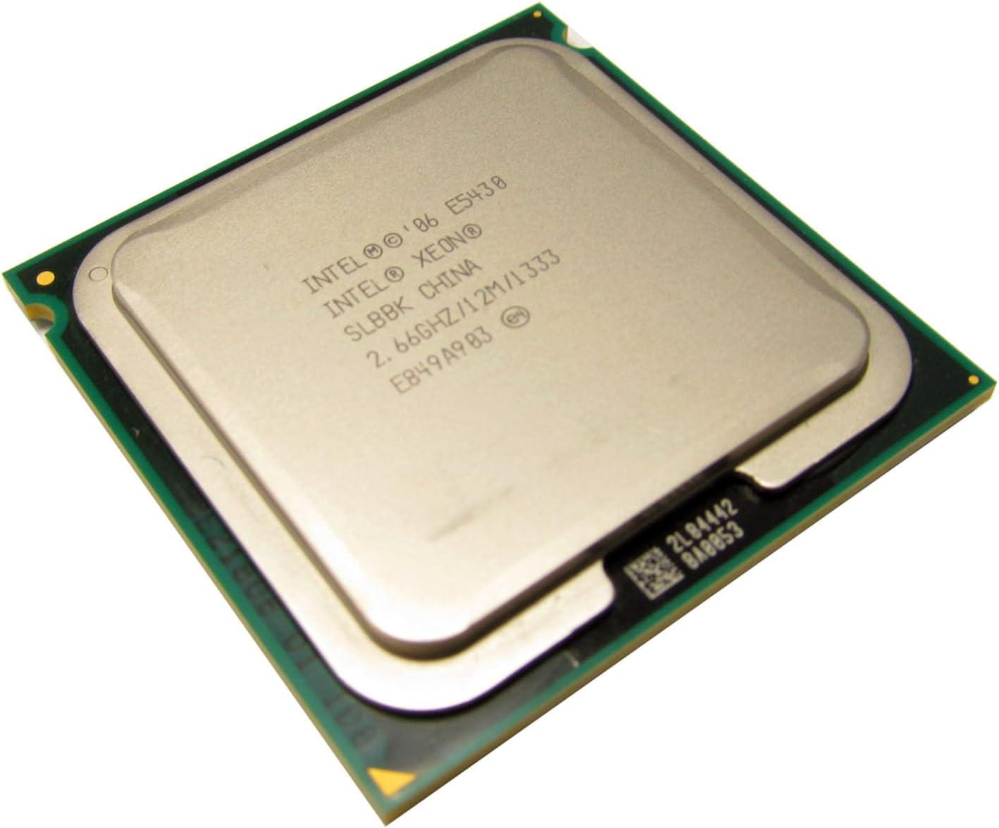 3GHz Intel Xeon E5450 QUAD-CORE 1333MHz 12MB L2 Cache Socket LGA771 Slanq Renewed