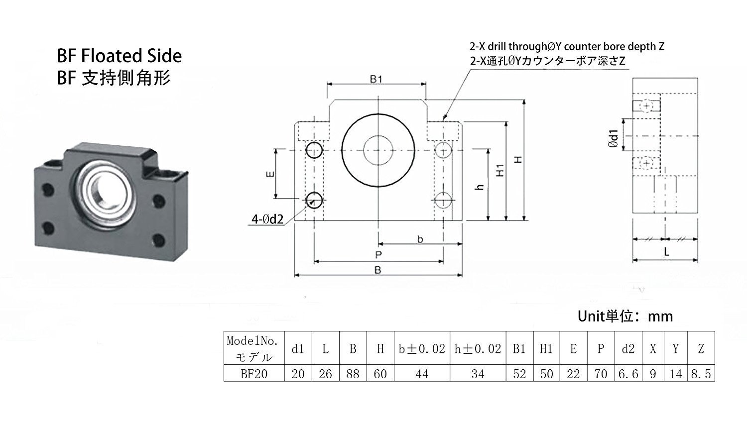Ten High Ballscrew Lead Screw Cnc Parts Kits Sfe2525 Rm2525 0 60 Counter Circuit Diagram 25mm 1900mm With Metal Deflector Nut Bk Bf20 End Supports Ball Housings 1pcs