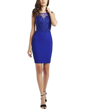 Lipsy kleid blau