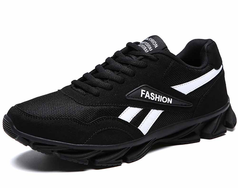 GLSHI Männer Leichte Mode Sportschuhe Freizeitschuhe Atmungsaktives Mesh Laufschuhe Outdoor Reise Schuhe