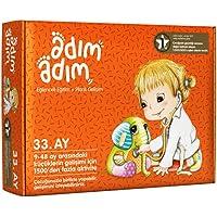 ADIM ADIM BEBEK EGITIM SETI 33 AY