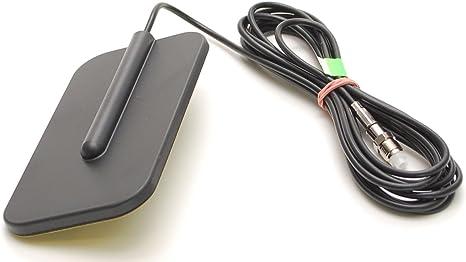 Antena LTE para el Vidrio de Montaje gsm/UMTS/Bluetooth/WiFi / 3G / 4G multibanda FME/F
