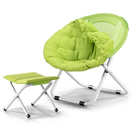 Amazon.com : Folding Chairs Folding Stool Lounger Recliner ...