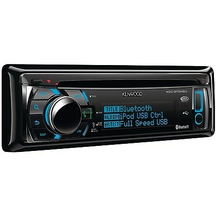 amazon com kenwood kdc bt848u in dash lcd cd receiver car electronics rh amazon com Kenwood KDC 152 Wiring-Diagram Kenwood KDC 152 Wiring-Diagram